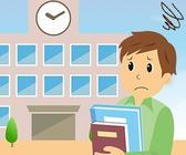 大学中退をした学年の違いで、就職活動の際の評価は変わるのか?
