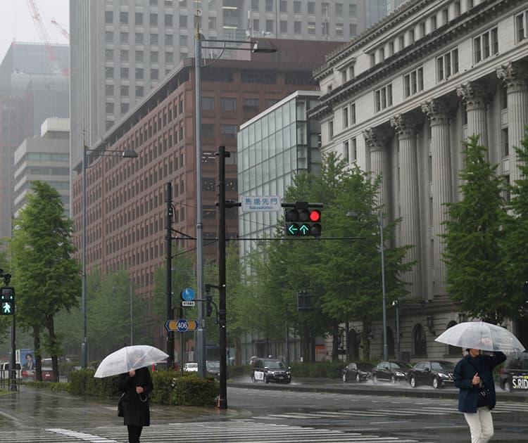 天候不良に見舞われたときの就職活動方法のアイキャッチ画像