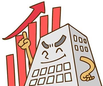 入社する企業を選ぶ基準がないなら「企業の規模重視」で選ぶのアイキャッチ画像