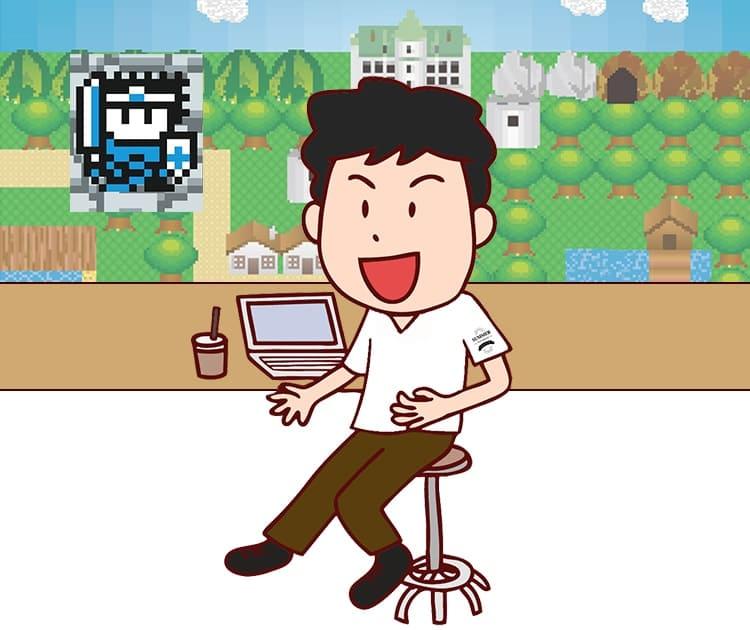 大学中退者からゲームプロデューサーになるにはのアイキャッチ画像