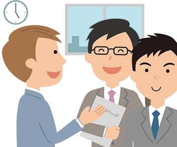 就職支援サイト(人材紹介会社)のイメージ画像