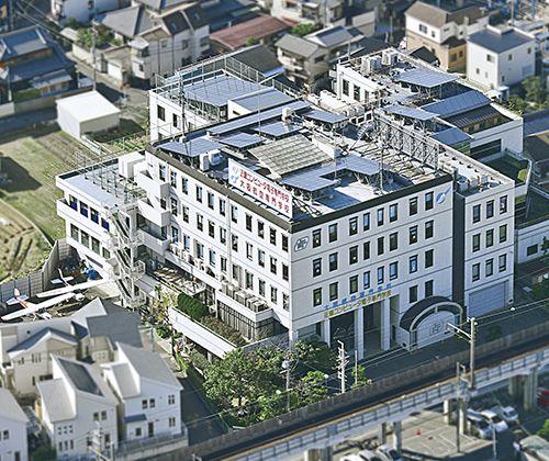 大阪航空専門学校に取材してきましたのアイキャッチ画像